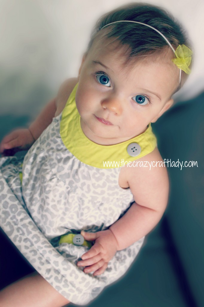 Simple Bow Headbands for Baby Girl - The Crazy Craft Lady
