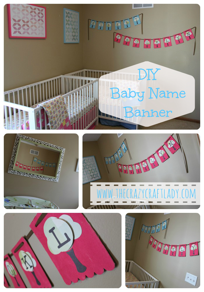 baby name banners