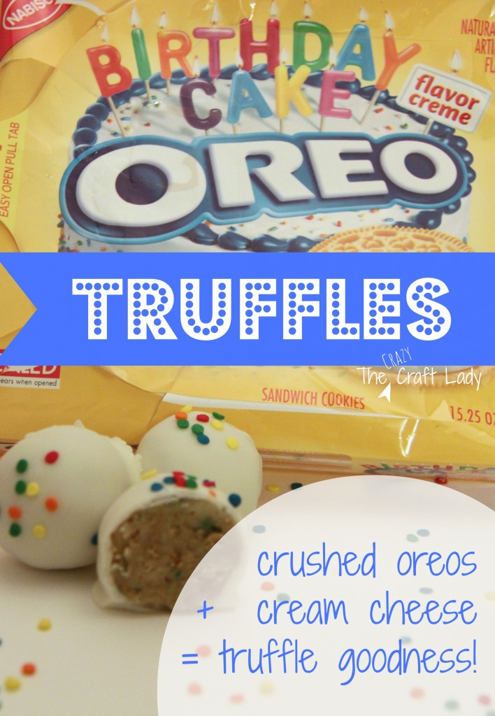 Birthday Cake Oreo Truffles 2