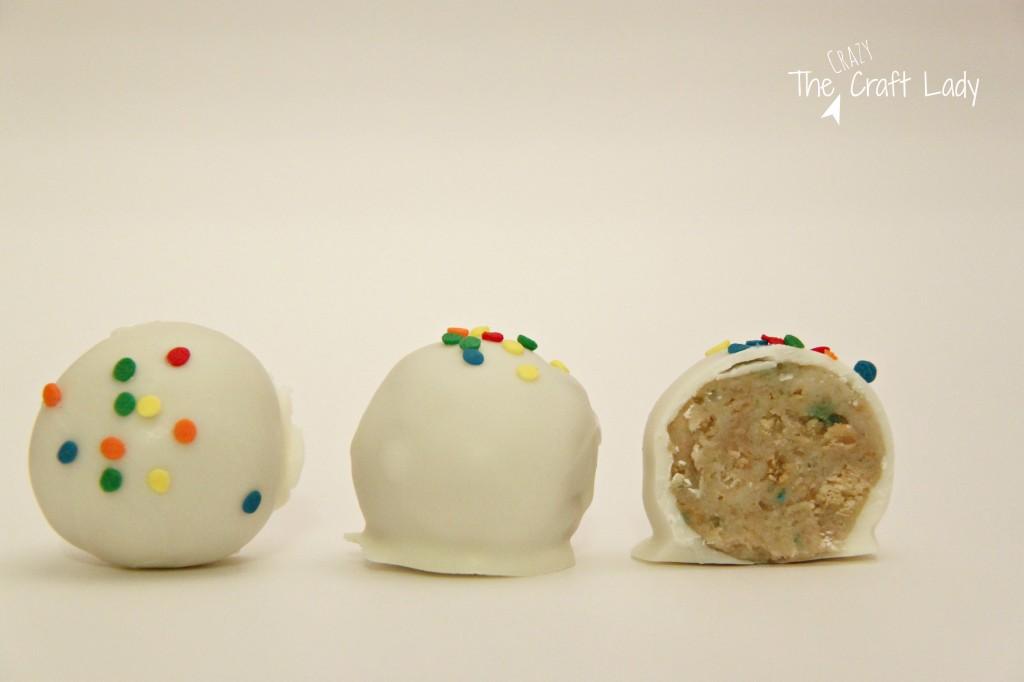 Birthday Cake Oreo Truffles Recipe Image Inspiration of Cake and