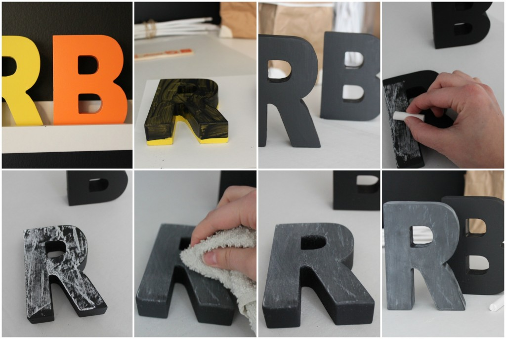 What and AMAZING and INEXPENSIVE craft!  Using two simple supplies, turn dollar letters from the craft store into decorative soapstone letters.