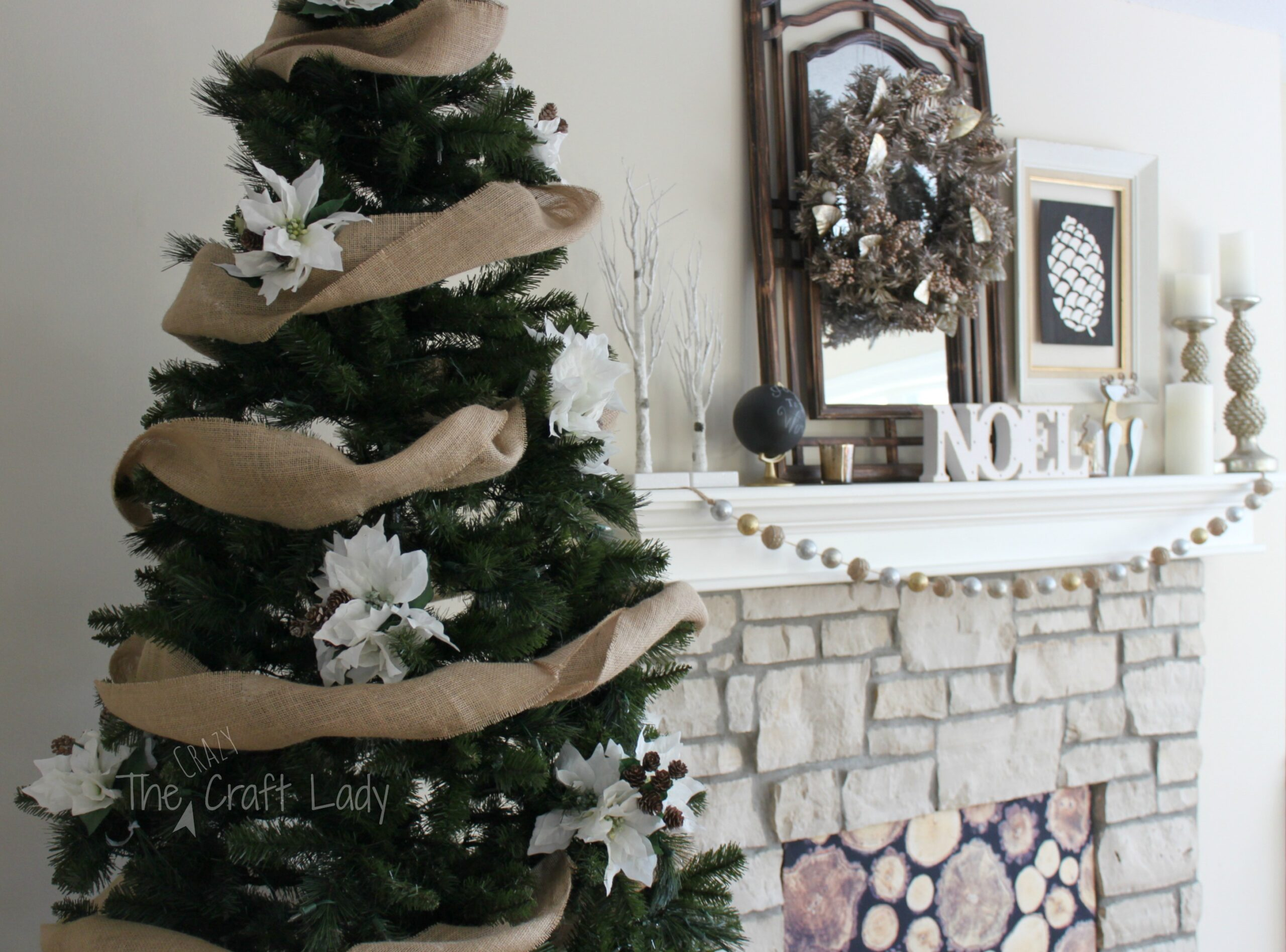 Diy christmas decorations 2014 - Easy Peasy Christmas Tree Decorating