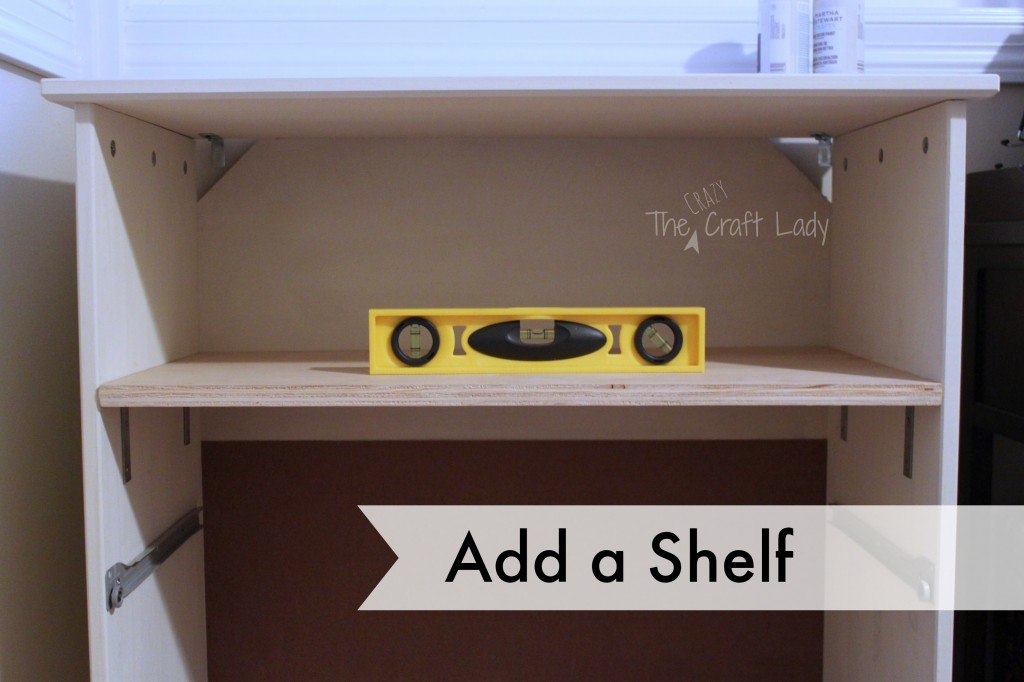 Ikea Tarva hack from the Crazy Craft Lady. Full tutorial for making a custom TV stand.