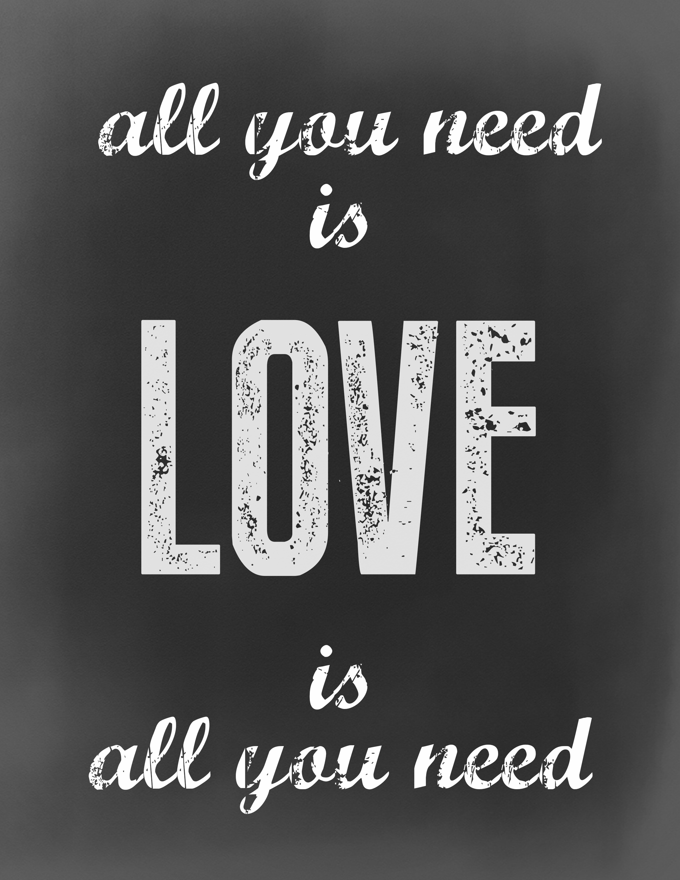 Love Is All You Need Stream