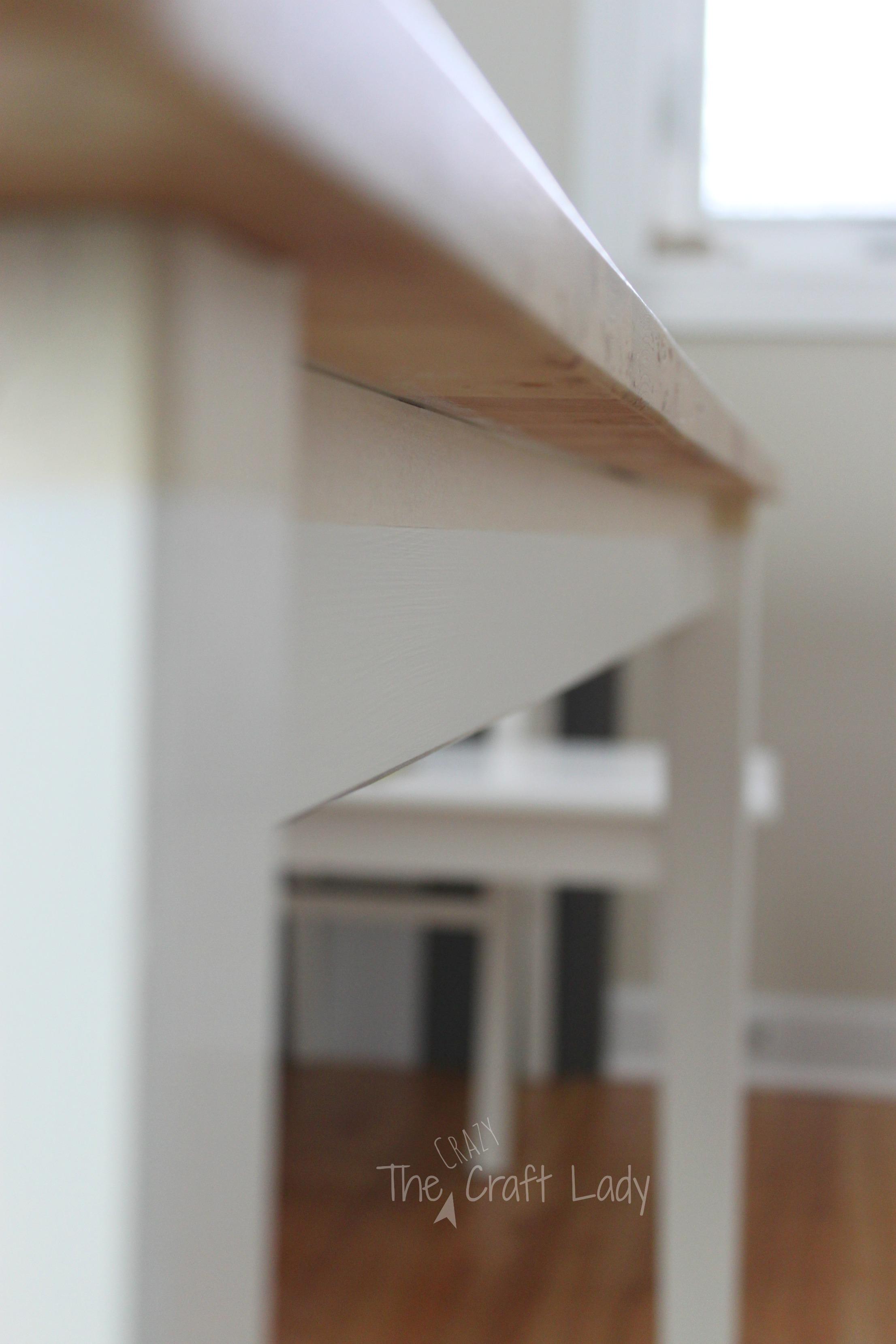 DIY Concrete Table Top Tutorial