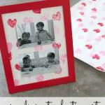 Valentine's Arts & Crafts - a Valentine for Grandparents