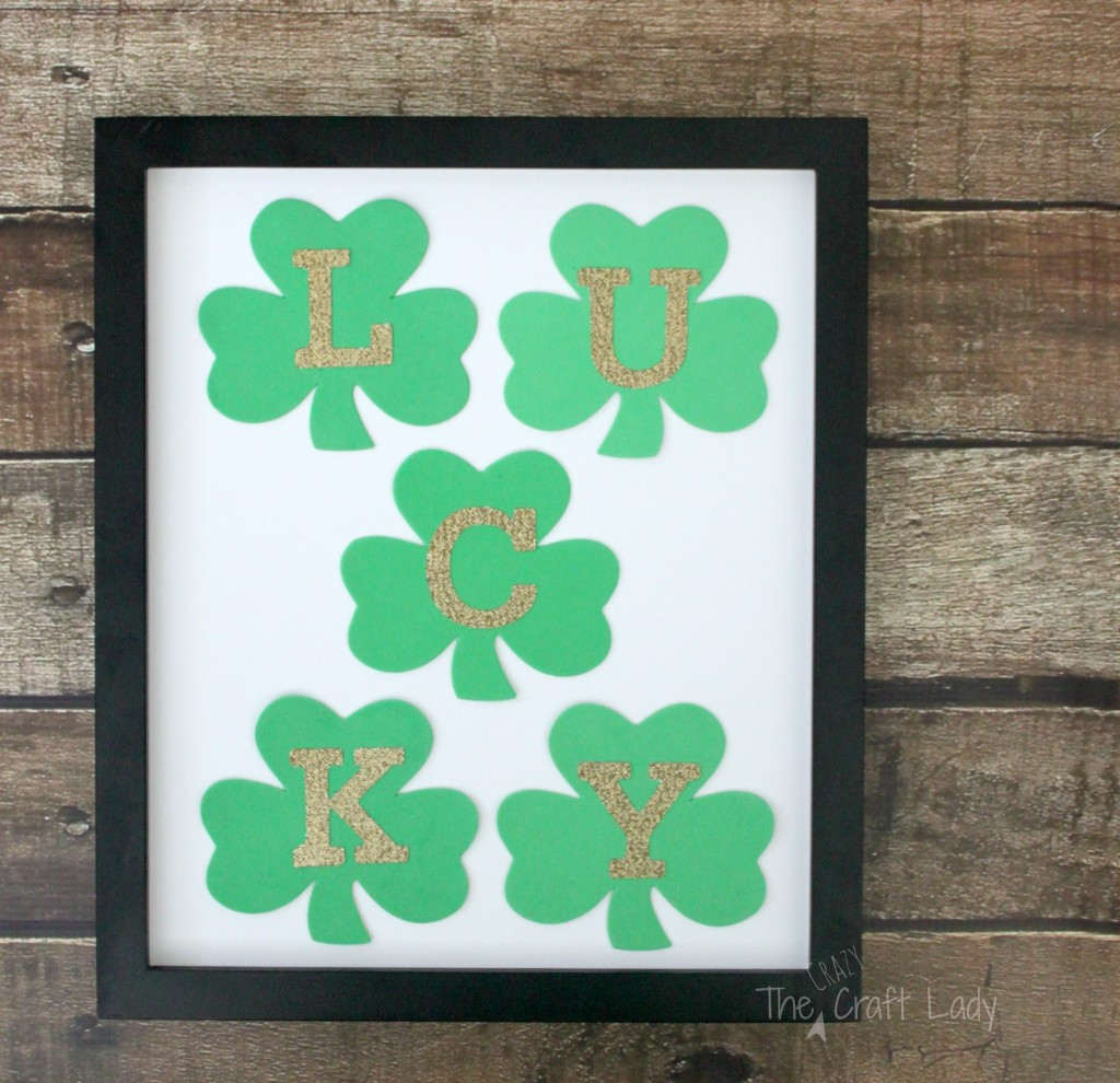 st patricks day crafts dollar shamrock craft the craft 5486