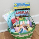 Toddler-Approved Dollar Store Easter Basket Ideas