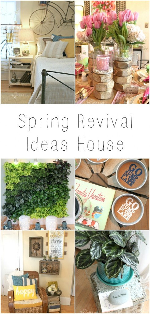 "Highlights from the Bachman's ""Spring Revival"" Ideas House"