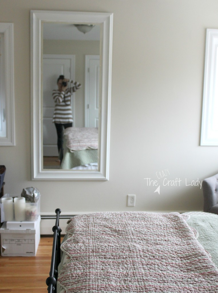 The #oneroomchallenge and a Cape Cod inspired bedroom - week 2
