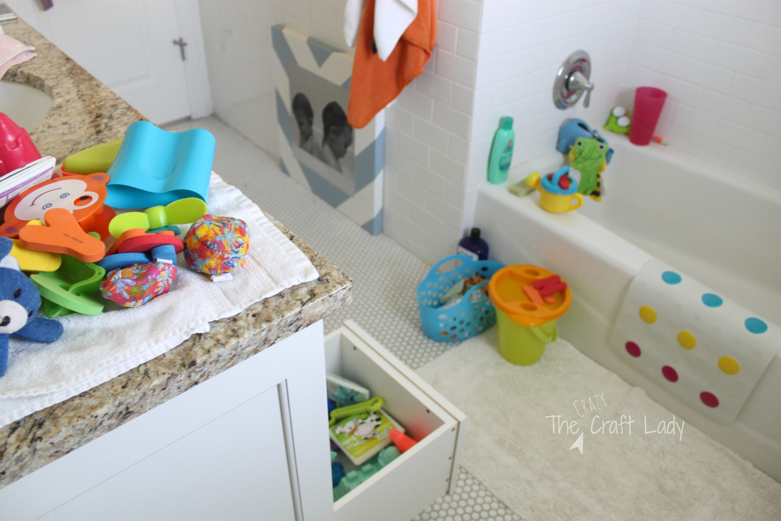 Bathtub Toy Holder Diy - Bathtub Ideas