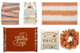 Affordable Fall Decor – Bring Fall Color Into Your Home