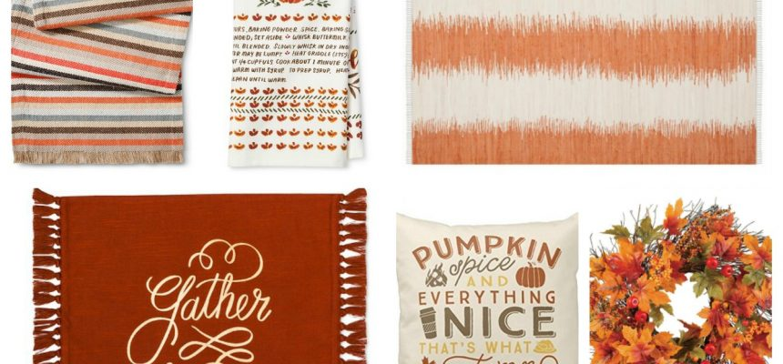 Affordable Fall Decor