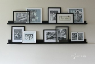 Creating A No Commitment Gallery Wall
