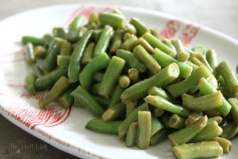 Weeknight Green Beans