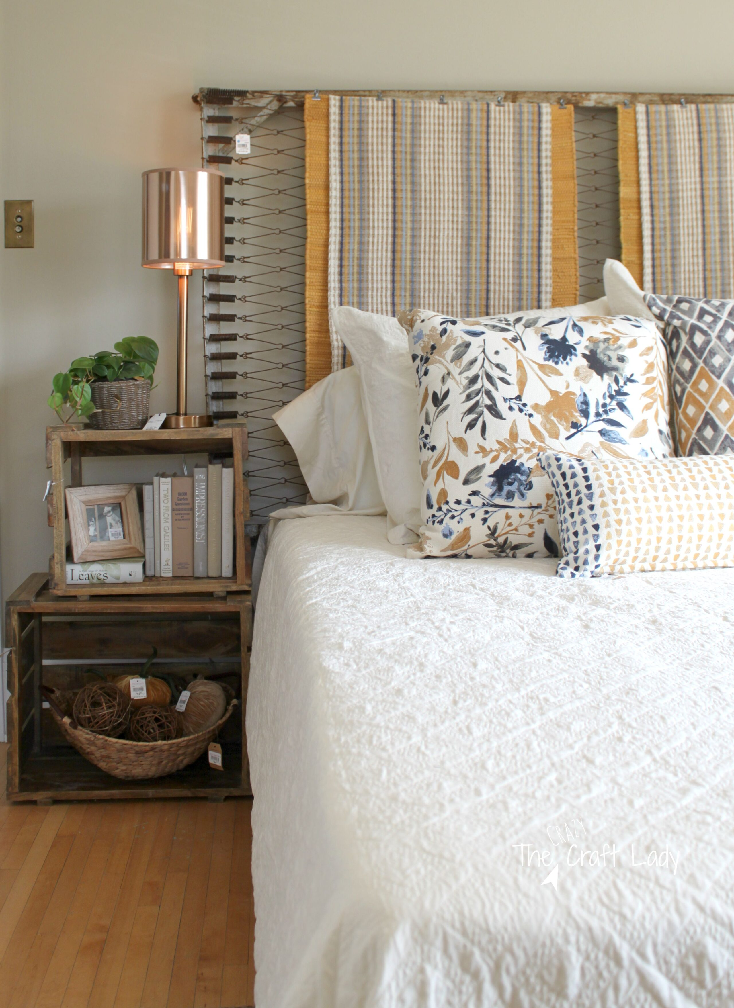 White House Master Bedroom 2015 fall 2015 ideas house - the crazy craft lady