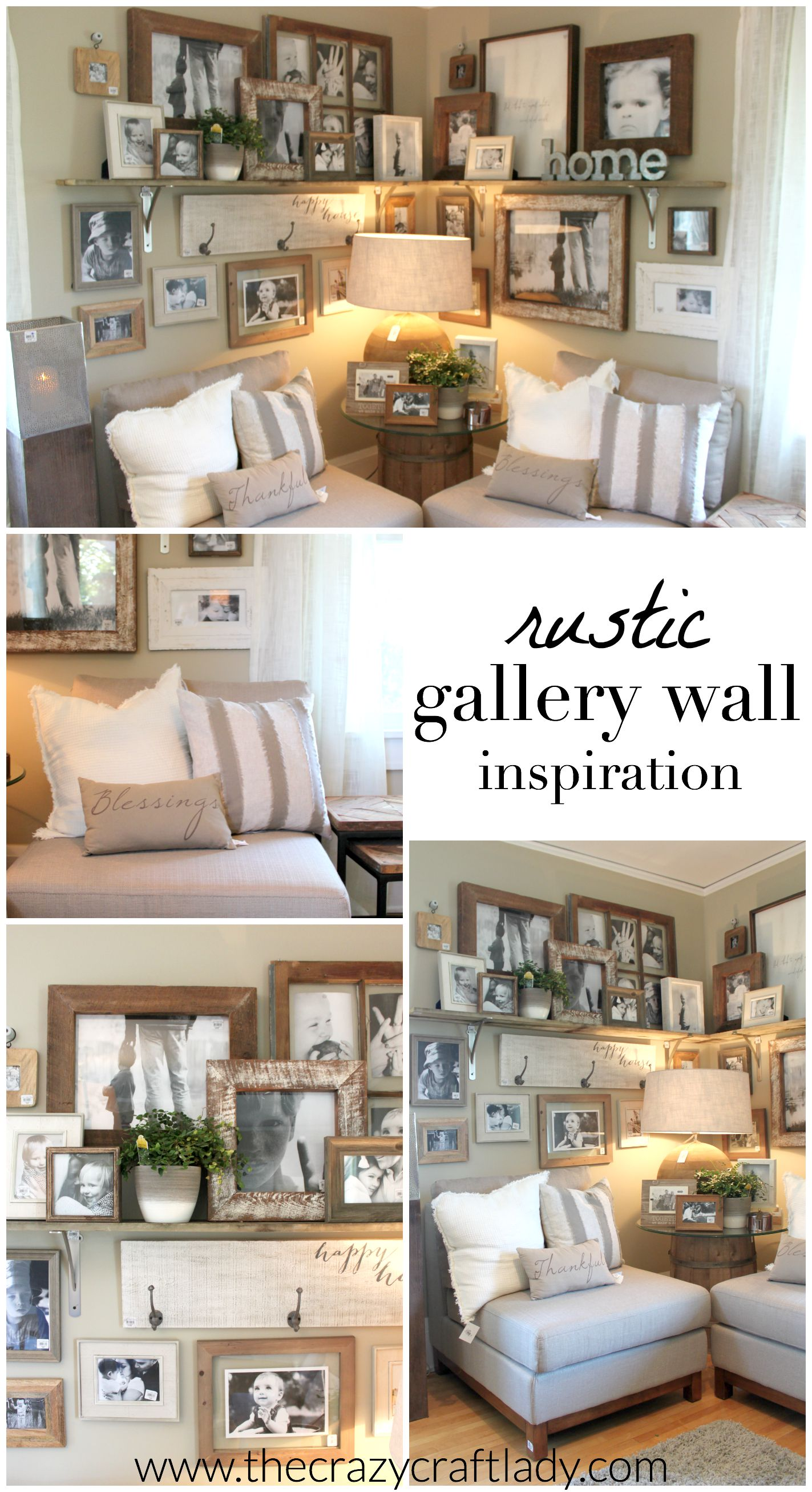 Fall 2015 Ideas House - The Crazy Craft Lady