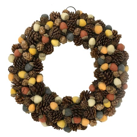 affordable fall wreaths
