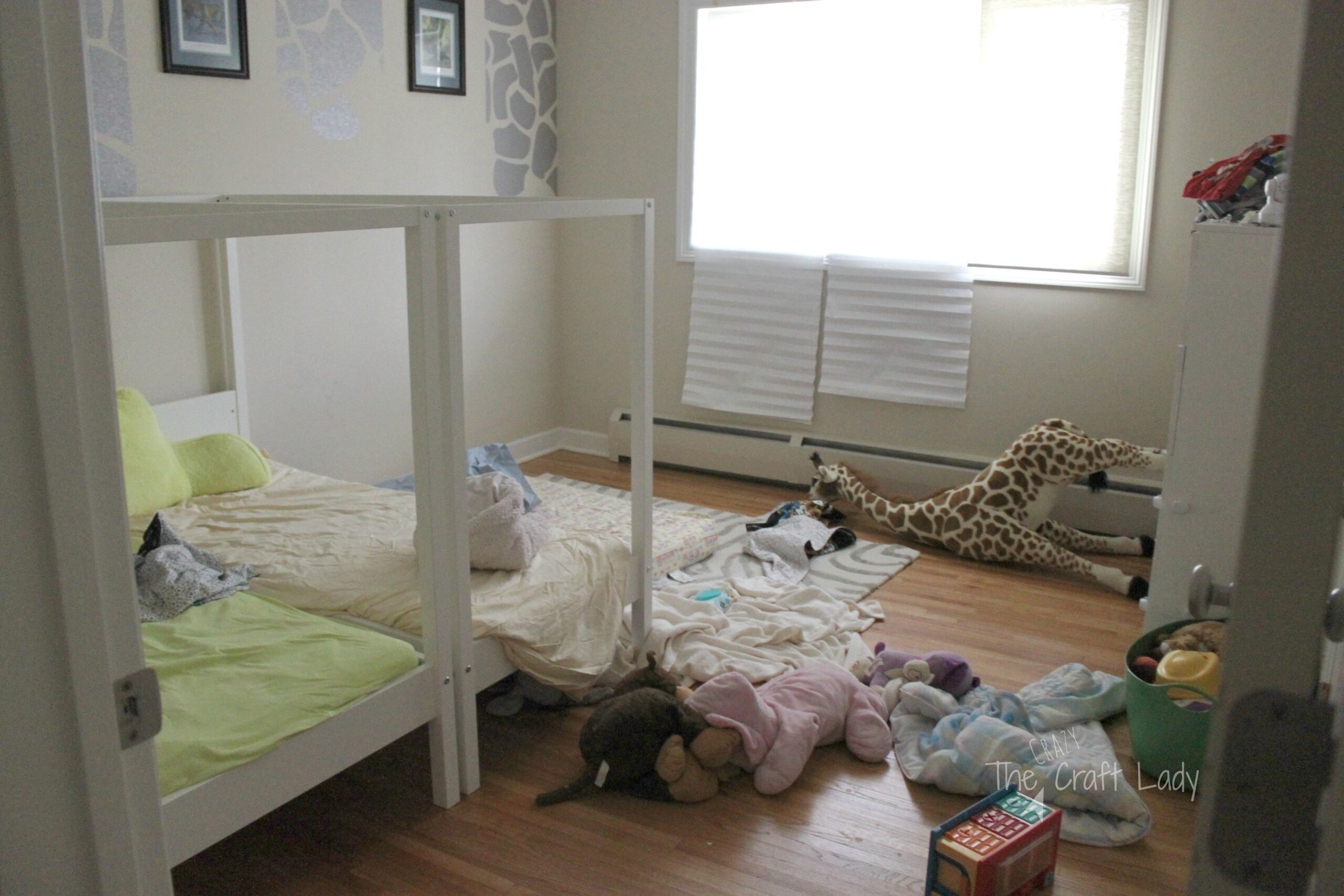 Lady Bedroom A Coastal Cool Twin Bedroom The Big Reveal The Crazy Craft Lady