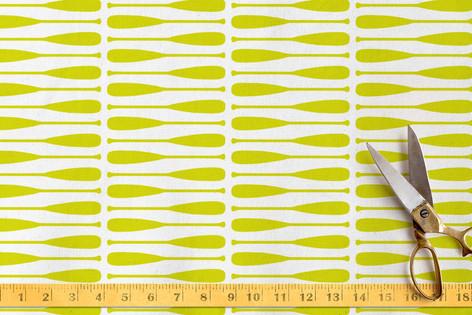 oaring-around-fabric