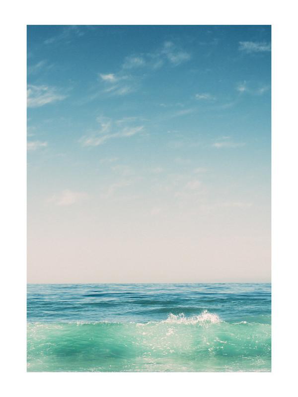 One Room Challenge Update: Malibu Surf and Sky II
