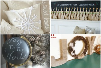 Friday Favorites: DIY Pottery Barn Christmas