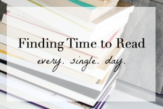 Finding Time to Read