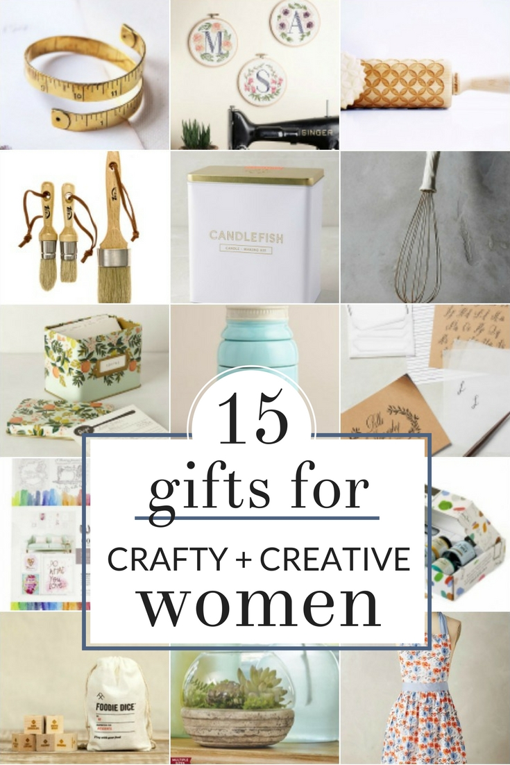 Mother 39 S Day Gift Guide For Crafty Moms The Crazy Craft Lady