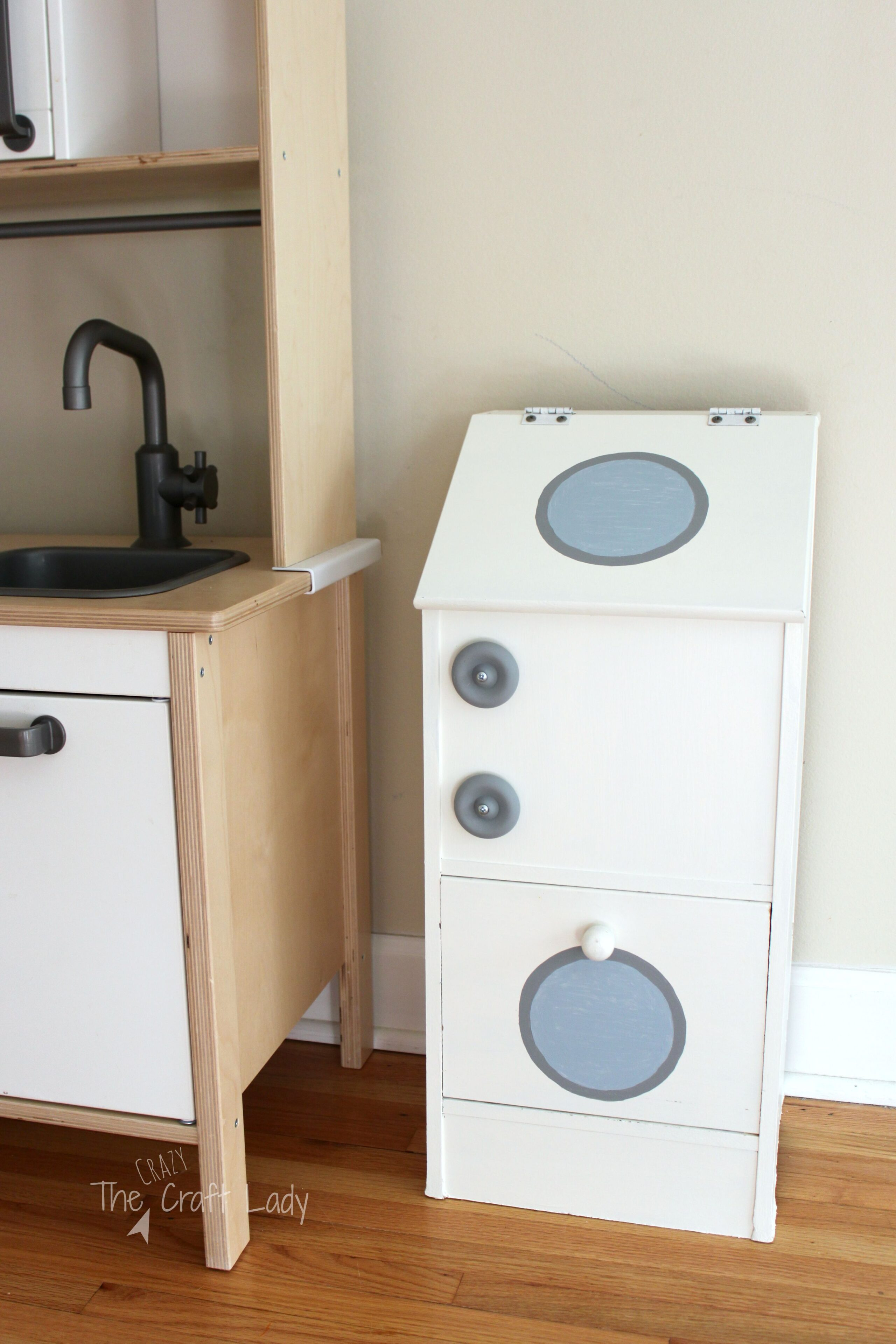 Thrift Store Play Washing Machine The Crazy Craft Lady
