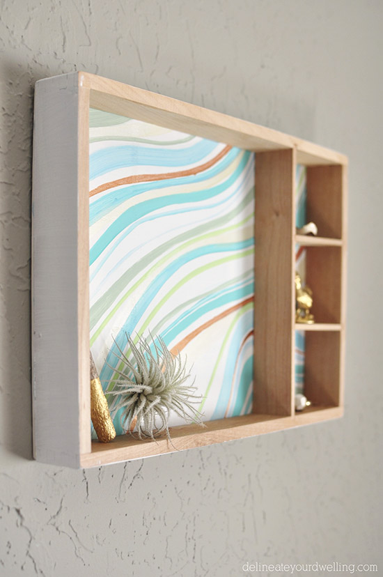 Painted Boxes Wooden Diy