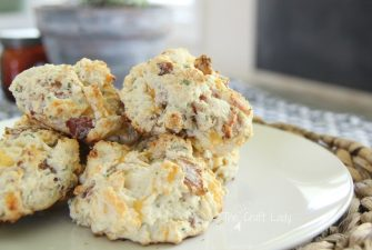 Simple Savory Biscuits