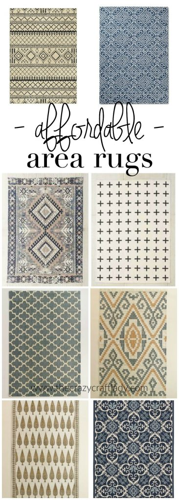 3 Simple Tips For Using Area Rugs In Rental Decor