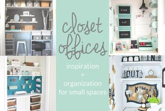 Inspiring Closet Offices