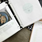 Free recipe binder printables