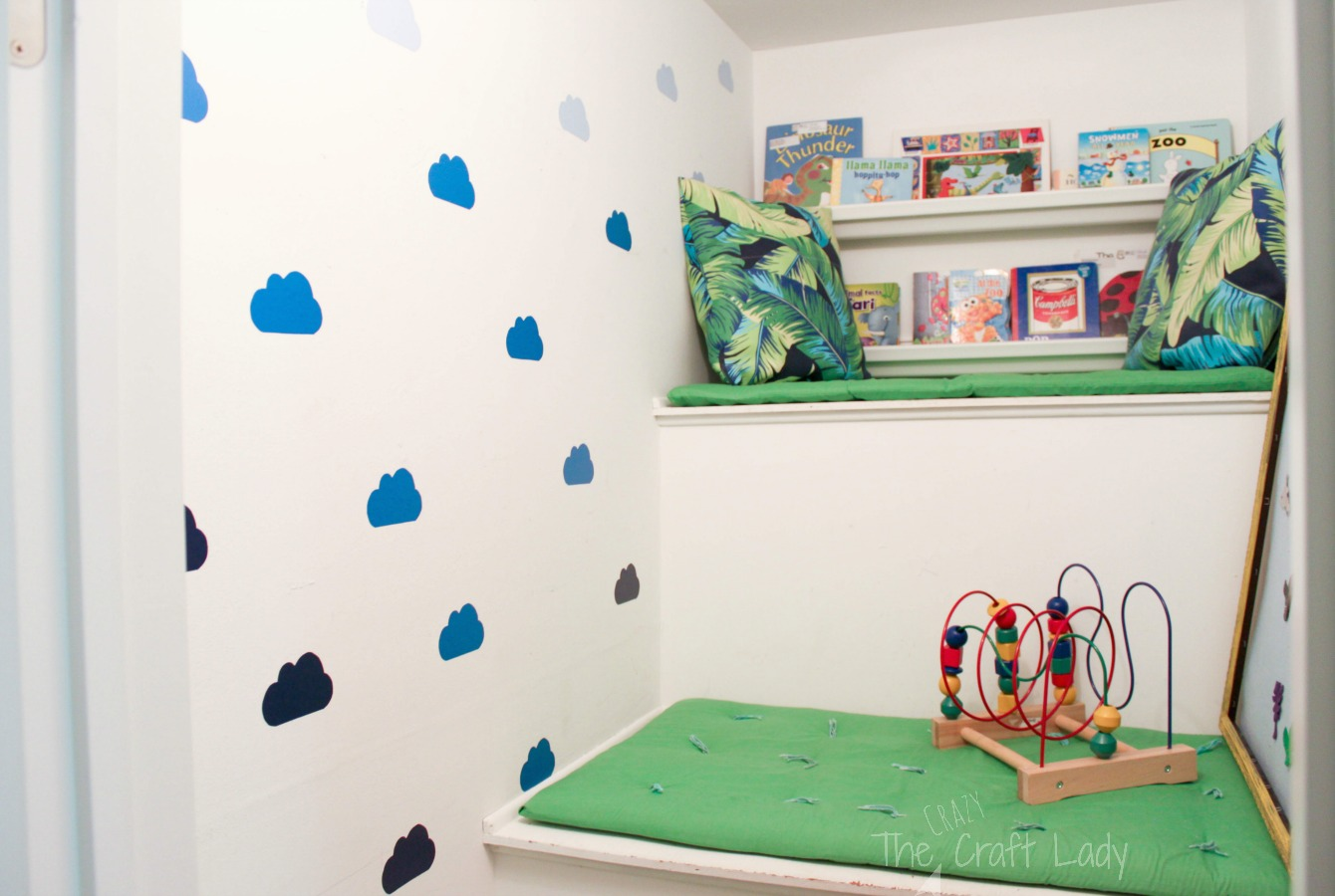 cloud wall decals the crazy craft lady