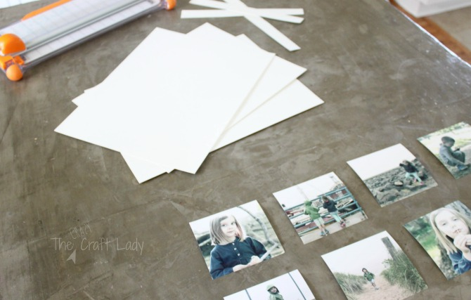 DIY Instagram Gallery Wall