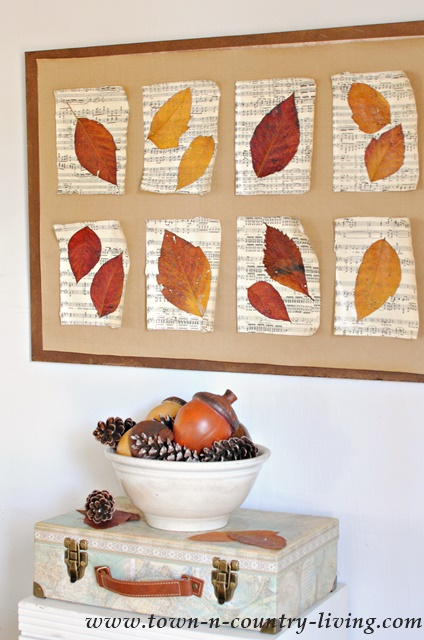 Inexpensive Wall Decor DIYs For Fall