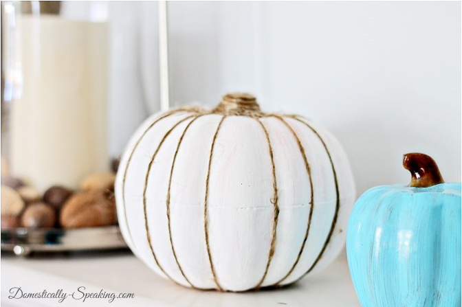 Dollar Store Pumpkin Crafts for Fall - 9 inspiring DIY projects