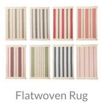 flatwoven rug