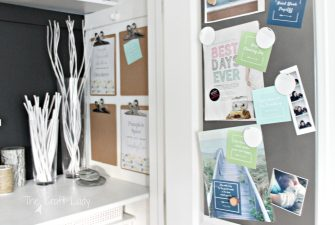 Vision Board Printables (a freebie for you)