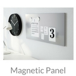 magnetic panel