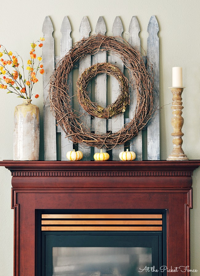 Inexpensive Wall Decor DIYs for Fall