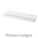 picture ledges