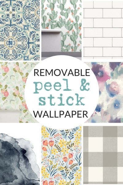 Temporary Wallpaper Shopping Guide