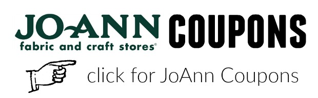 Joann Coupons - How to Save Money on Craft Supplies - secrets and tips from The Crazy Craft Lady