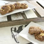 Apple Cinnamon Breakfast Cookies - a healthy and delicious cookie recipe!