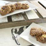 Apple Cinnamon Breakfast Cookies - a healthy and delicious cookie recipe!