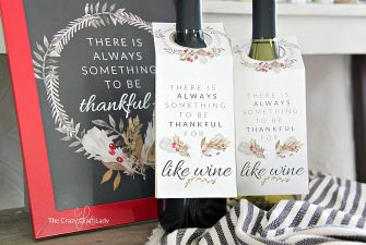 Thanksgiving Wine Tags Printable