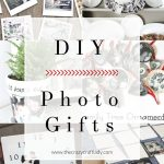 DIY Photo Gifts - tutorials for creative customized photo gifts