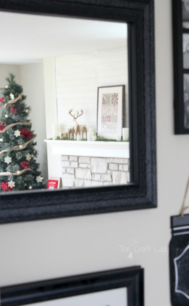 Dollar Store Christmas Tree Decorating